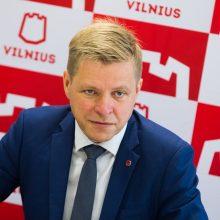 R. Šimašius ketina siekti antros Vilniaus mero kadencijos