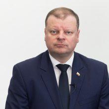 Seimo opozicija kaltina premjerą sulaužius priesaiką, tarsis, kokių veiksmų imtis