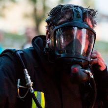 Šiaulių rajone per gaisrą apdegė mažametis