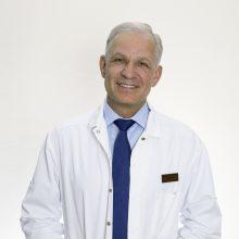 """G.Papečkys teigia, kaip chirurgas labiausiai vertinantis būtent """"Silhouette lift"""" siūlus."""