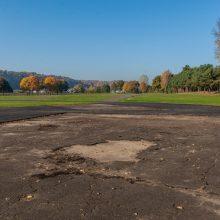 Po popiežiaus vizito vaizdai Santakos parke nedžiugina: čia taip valdžia tvarkosi?