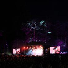"""Festivalio """"Purpurinis vakaras"""" klausytojus pakėlė lietuviškai uždainavę gruzinai"""