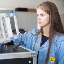 Stereotipai griūva: galimybes keisti pasaulį inžinerija suteikia ir moterims