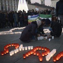Rusija vėl vetavo JT rezoliuciją dėl cheminių atakų Sirijoje