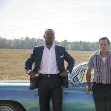 """Filmas """"Žalioji knyga"""" – džiazuojanti kelionė po septintąjį dešimtmetį"""