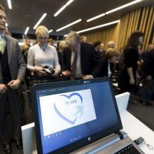 Už buvusią konservatorių būstinę aukcione pasiūlyta per 600 tūkst. eurų