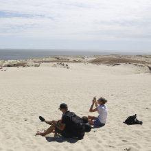 Tyrimas: 7 iš 10 lietuvių ilgiausias metų atostogas leidžia Lietuvoje