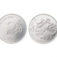 Didesnė kolekcinių monetų įvairovė plečia besidominčių jomis ratą