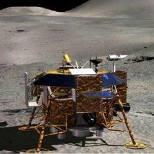 Kinijos mėnuleigis sėkmingai nuvažiavo nuo zondo platformos
