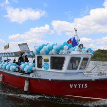 Kauno rajonas už 200 tūkst. eurų planuoja pirkti keleivinį laivą