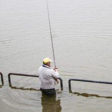 Aplinkosaugininkai dalijo baudas: per mėnesį patikrino beveik 3000 žvejų