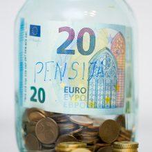 Klausimai, į kuriuos reikia atsakyti priimant sprendimą dėl pensijos kaupimo