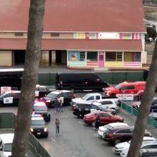 Šaudynės Kalifornijoje: per nelaimę sužeisti 10 žmonių
