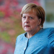 Lenkijos prezidentūra: A. Merkel tapo savo klaidų auka