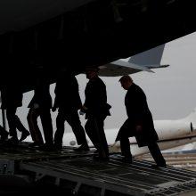 """JAV žvalgyba perspėja dėl """"vis įvairesnių"""" grėsmių"""