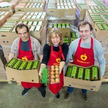 Rudenį pasitiks sočiau: skurstantiems lietuviams – 170 tūkst. kiaušinių