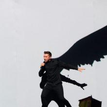 """Rusijai """"Eurovizijoje"""" antrą kartą atstovaus S. Lazarevas"""