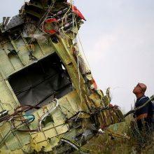 Olandija ir Australija laiko Rusiją atsakinga dėl virš Ukrainos numušto lainerio