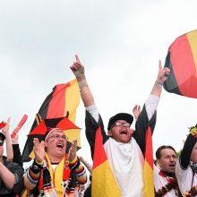 Rusijoje dominuojantys vokiečiai savo rinktinę mato stipriausiųjų trejetuke