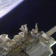 """Į TKS Rusijos erdvėlaiviu """"Sojuz"""" išskris pirmasis JAE kosmonautas"""