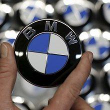 """BMW atšaukia apie 12 tūkst. automobilių dėl """"dyzelinio skandalo"""""""