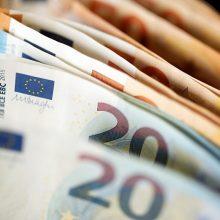 Europos Centrinis Bankas įžvelgia grėsmių pasaulio ekonomikos augimui