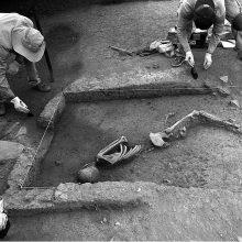 Peru rasta 3 tūkst. metų senumo kapavietė