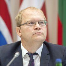 Buvęs Estijos užsienio reikalų ministras nesitiki santykių su Rusija pagerėjimo