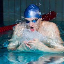 G. Titenis plaukimo varžybose Barselonoje pateko į finalą