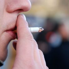 Strasbūras uždraudė rūkyti miesto parkuose