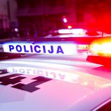 Telšių rajone vyras vagotuvu sužalojo sugėrovą