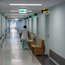 Mažėja bereikalingo patekimo į ligonines atvejų