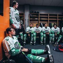 """""""Kaunas Hockey"""" prieš akistatą su """"Hockey Punks"""" padidino treniruočių tempą"""