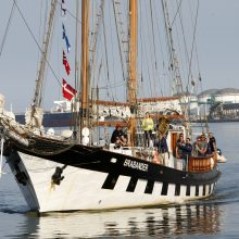 Kadetų mokykla – jūrinės valstybės viltis?