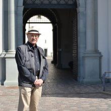 Valdovų rūmams ypatinga išeivijos lietuvio dovana – J. K. Vazos portretas