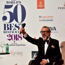 Paskelbtas geriausias pasaulio restoranas