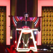 """Sulaukė kaltinimų: """"Eurovizijoje"""" triumfavusi daina gali būti plagiatas"""