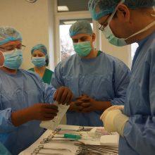 Naujos galimybės kovojant su šlapimo nelaikymu: po gydymo pacientai tampa laimingi
