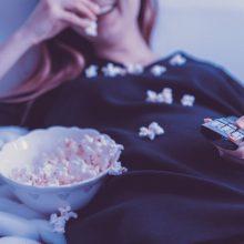 Kaip gyventojai išsirenka, kokį filmą žiūrėti?