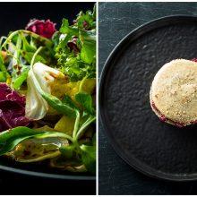Virtuvės šefas vėlyviesiems pusryčiams siūlo pamirštas sezonines daržoves (receptai)