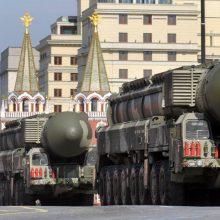 JAV žurnalistas: Rusija ryžtųsi panaudoti branduolinius ginklus Baltijos šalyse
