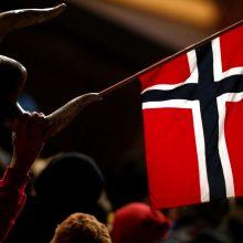 Norvegijos ministras palieka vyriausybę, kad jo žmona galėtų tęsti savo karjerą