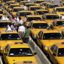 Taksi vairuotojų diena
