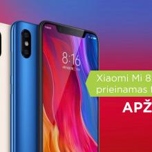 """""""Xiaomi Mi 8"""": geriausias prieinamas flagmanas? <span style=color:red;>(apžvalga)</span>"""
