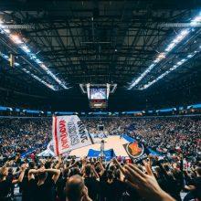 """Pirmą kartą: """"Lietuvos ryto"""" LKL ketvirtfinalio kovos – """"Siemens"""" arenoje"""