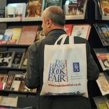 Londono knygų mugė atverčia naujus lietuviškos literatūros puslapius