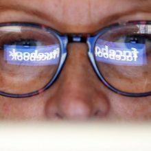 """Prieš JAV Kongreso rinkimus – netikėtas """"Facebook"""" žingsnis"""