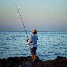 Žvejyba – ne vien vyrų aistra: užkietėjusios žvejės pasakojimas