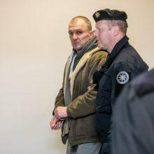 Darbdavį nušovusiam ukrainiečiui pergudrauti geriausių Lietuvos seklių nepavyko