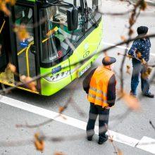 Troleibuse rasti 6,5 tūkst. eurų vairuotojo nesugundė – grąžino savininkui